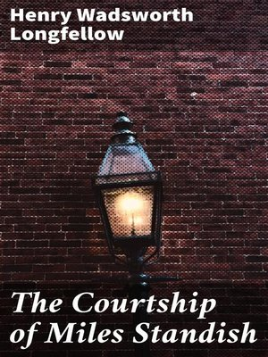 cover image of The Courtship of Miles Standish