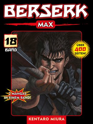 cover image of Berserk Max, Band 18