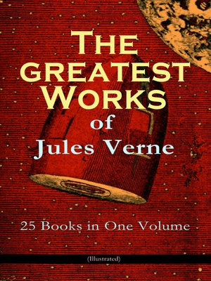 cover image of The Greatest Works of Jules Verne