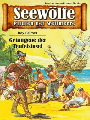 cover image of Seewölfe--Piraten der Weltmeere 80
