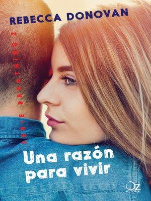 cover image of Una razón para vivir (Breathing 2)