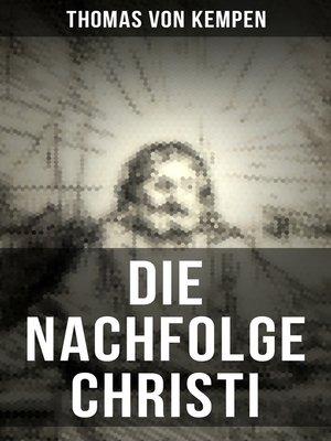 cover image of Die Nachfolge Christi
