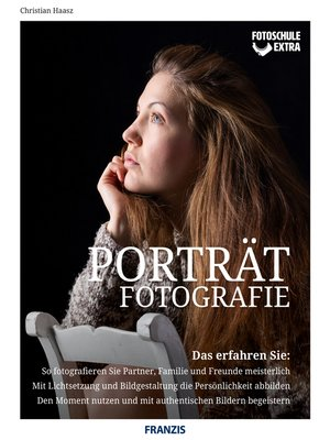 cover image of Fotoschule extra--Porträtfotografie