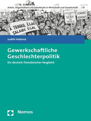 cover image of Gewerkschaftliche Geschlechterpolitik