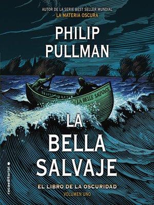 cover image of El libro de la oscuridad I. La bella salvaje