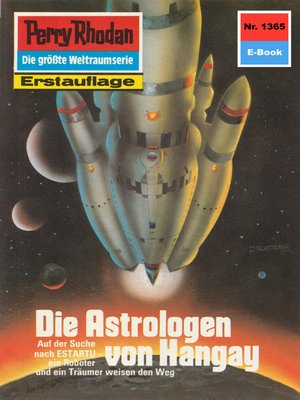 cover image of Perry Rhodan 1365