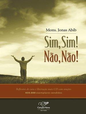 cover image of Sim, sim! Não, não!