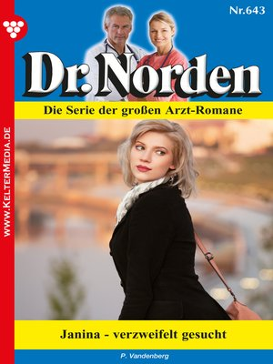 cover image of Dr. Norden 643--Arztroman