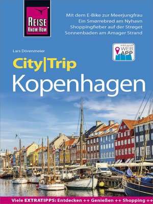 cover image of Reise Know-How CityTrip Kopenhagen