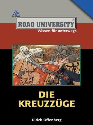 cover image of Die Kreuzzüge