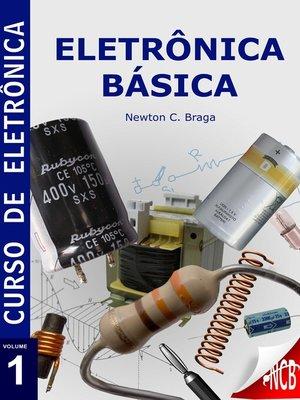 cover image of Eletrônica Básica