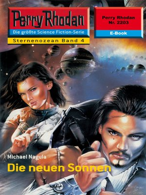 cover image of Perry Rhodan 2203