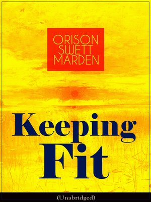 cover image of Keeping Fit (Unabridged)