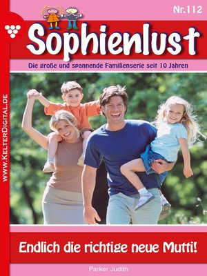 cover image of Sophienlust 112 – Familienroman