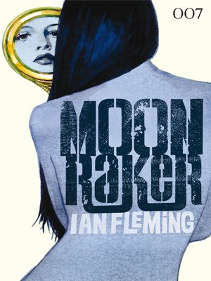 cover image of James Bond 03--Moonraker