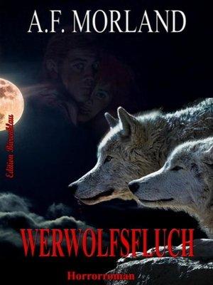 cover image of Werwolfsfluch
