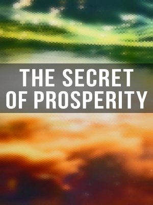 cover image of The Secret of Prosperity