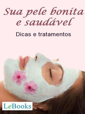 cover image of Sua pele bonita e saudável