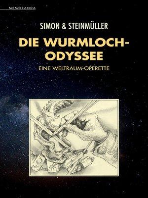 cover image of Die Wurmloch-Odyssee