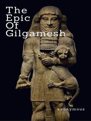 cover image of Gilgamesh (Zongo Classics)
