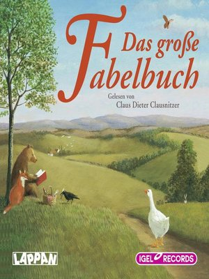 cover image of Das große Fabelbuch