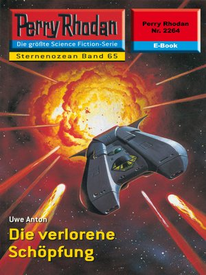 cover image of Perry Rhodan 2264
