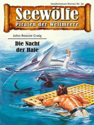 cover image of Seewölfe--Piraten der Weltmeere 39