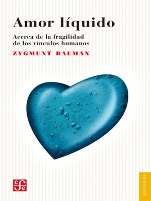 cover image of Amor líquido