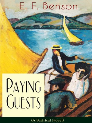 cover image of Paying Guests (A Satirical Novel)