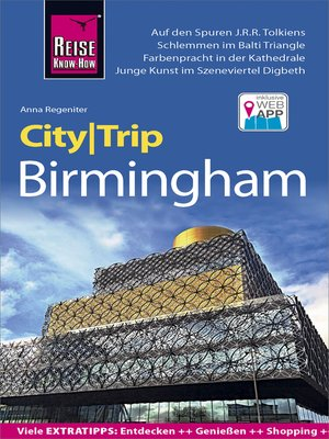 cover image of Reise Know-How CityTrip Birmingham