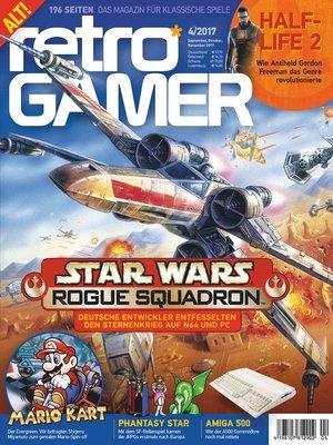 cover image of Retro Gamer 4/2017