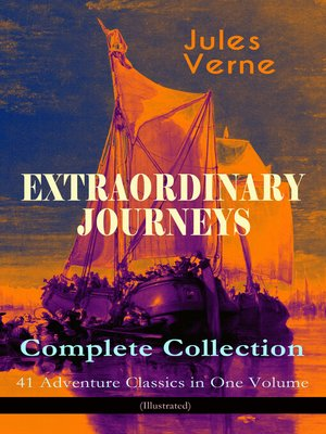 cover image of Extraordinary Journeys – Complete Collection