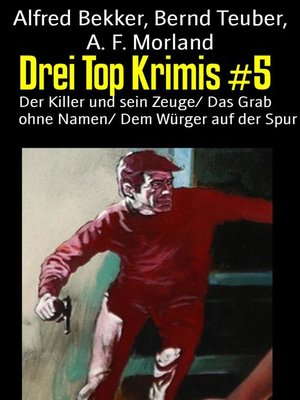 cover image of Drei Top Krimis #5