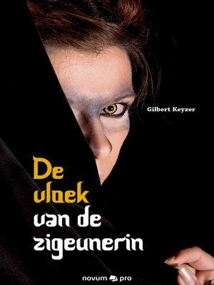 cover image of De vloek van de zigeunerin