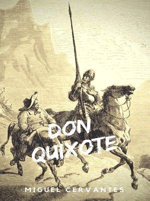 cover image of Don Quixote (NTMC Classics)