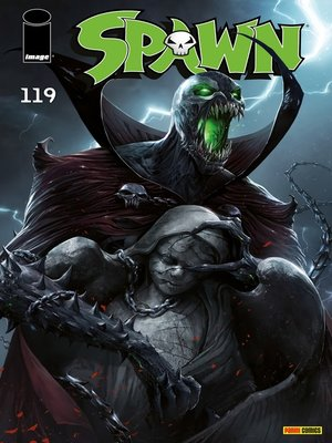 cover image of Spawn, Band 119
