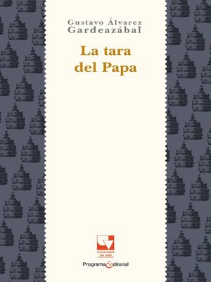 cover image of La tara del Papa