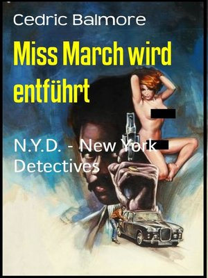 cover image of Miss March wird entführt