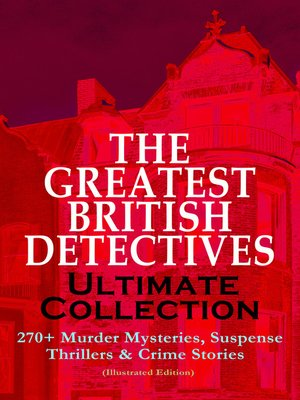 cover image of THE GREATEST BRITISH DETECTIVES--Ultimate Collection