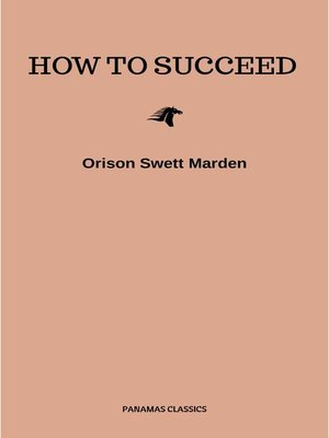 cover image of How to Succeed or, Stepping-Stones to Fame and Fortune