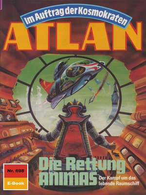 cover image of Atlan 698
