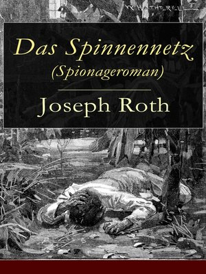 cover image of Das Spinnennetz (Spionageroman)