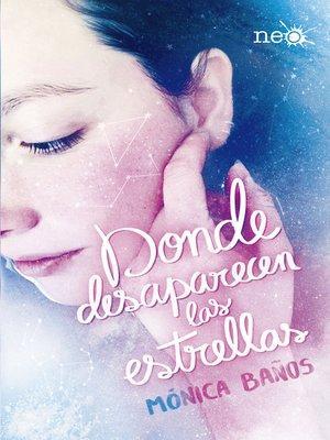cover image of Donde desaparecen las estrellas