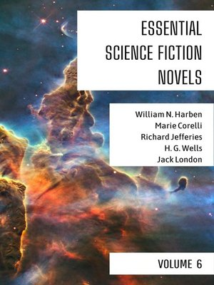 cover image of Essential Science Fiction Novels--Volume 6