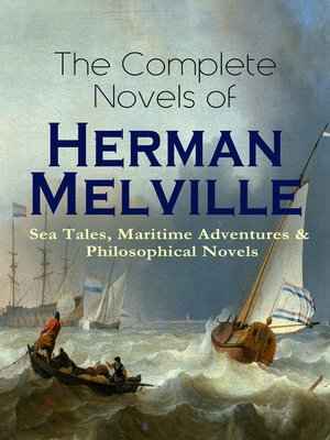 cover image of The Complete Novels of Herman Melville