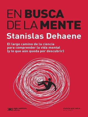 cover image of En busca de la mente