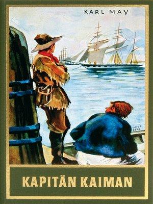 cover image of Kapitän Kaiman