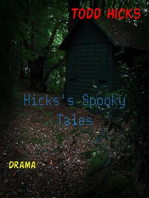cover image of Hicks's Spooky Tales