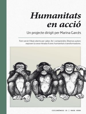 cover image of Humanitats en acció