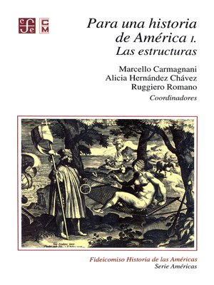 cover image of Para una historia de América, I.